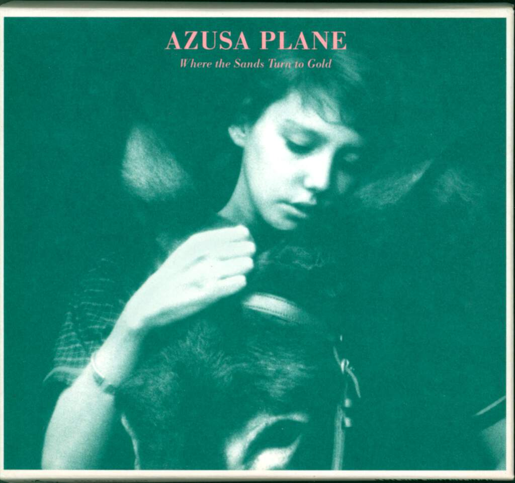 The Azusa Plane: Where The Sands Turn To Gold, 3×CD