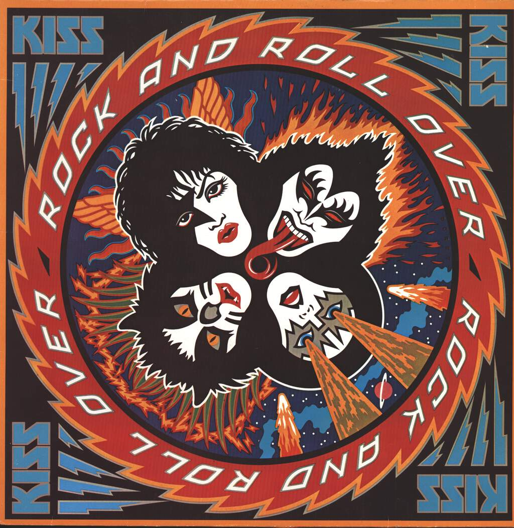Kiss: Rock And Roll Over, LP (Vinyl)