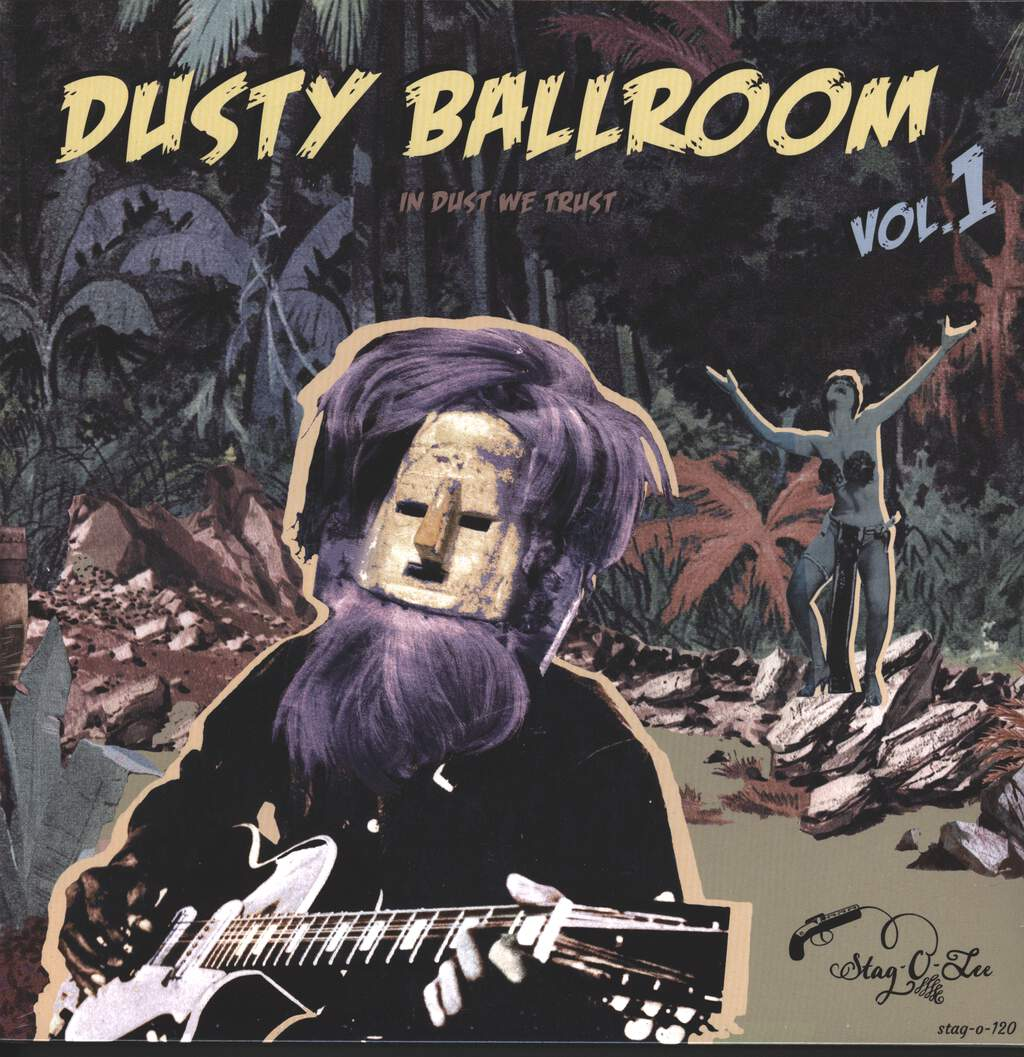 Various: Dusty Ballroom Vol. 1 - In Dust We Trust, LP (Vinyl)