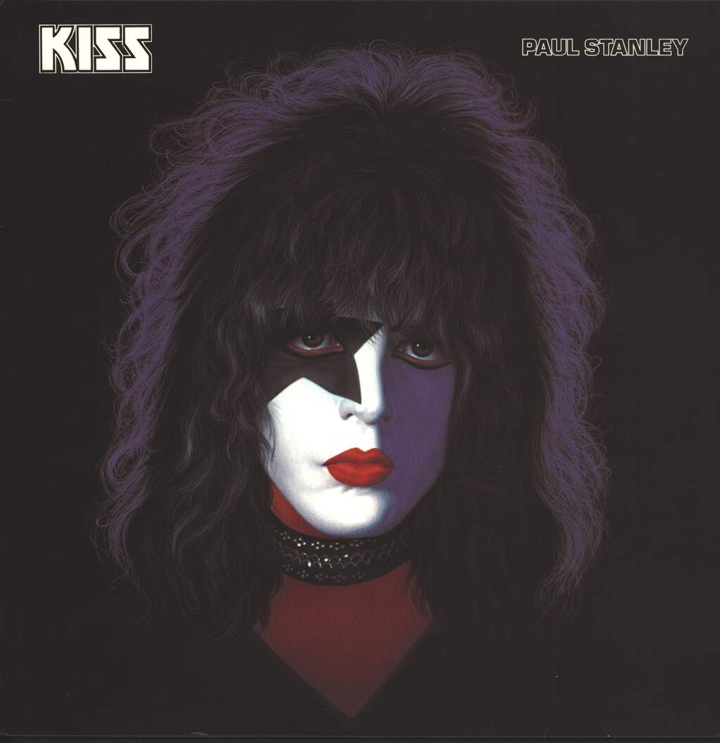 Kiss: Paul Stanley, LP (Vinyl)