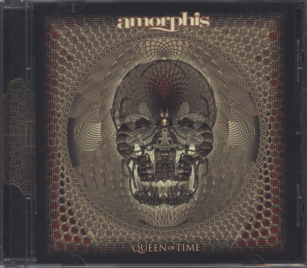 Amorphis: Queen Of Time, CD