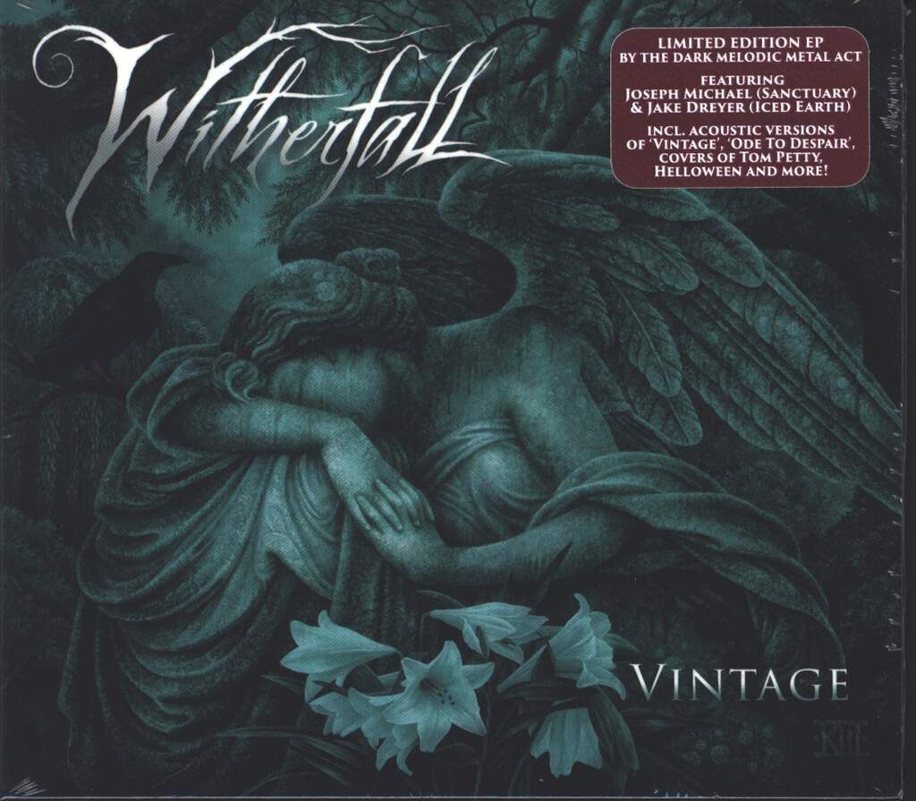 Witherfall: Vintage, Mini CD