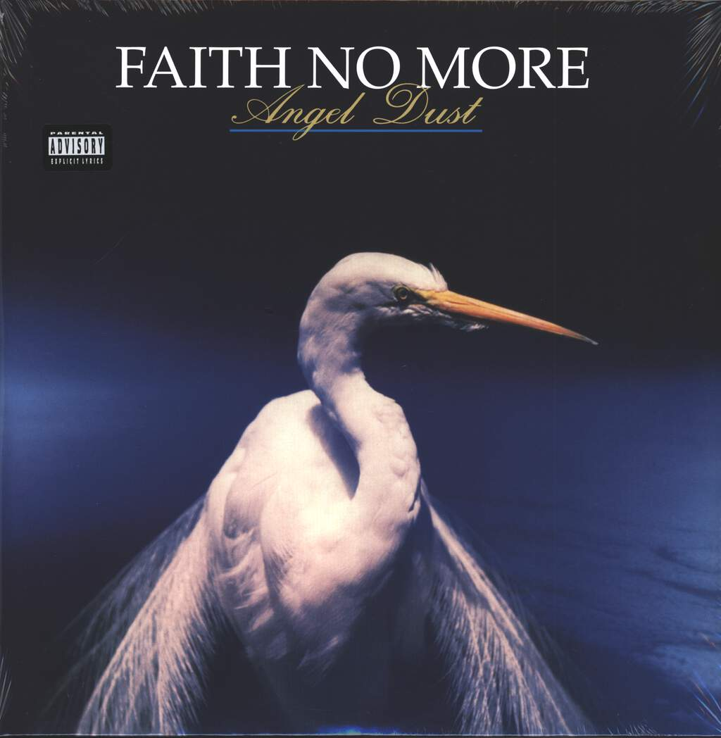 Faith No More: Angel Dust, 2×LP (Vinyl)