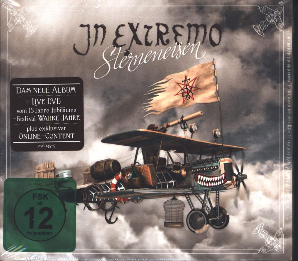 In Extremo: Sterneneisen, 2×CD