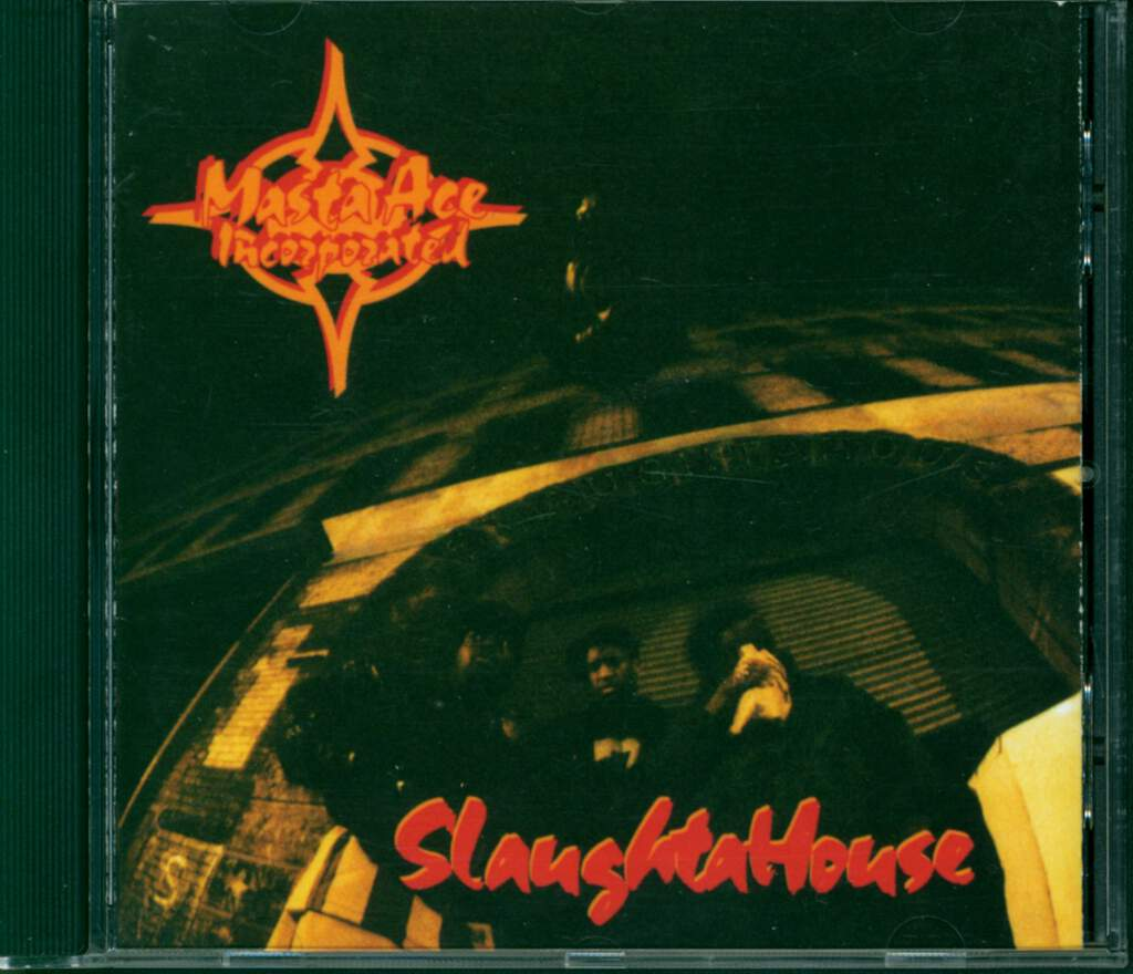 Masta Ace Incorporated: SlaughtaHouse, CD