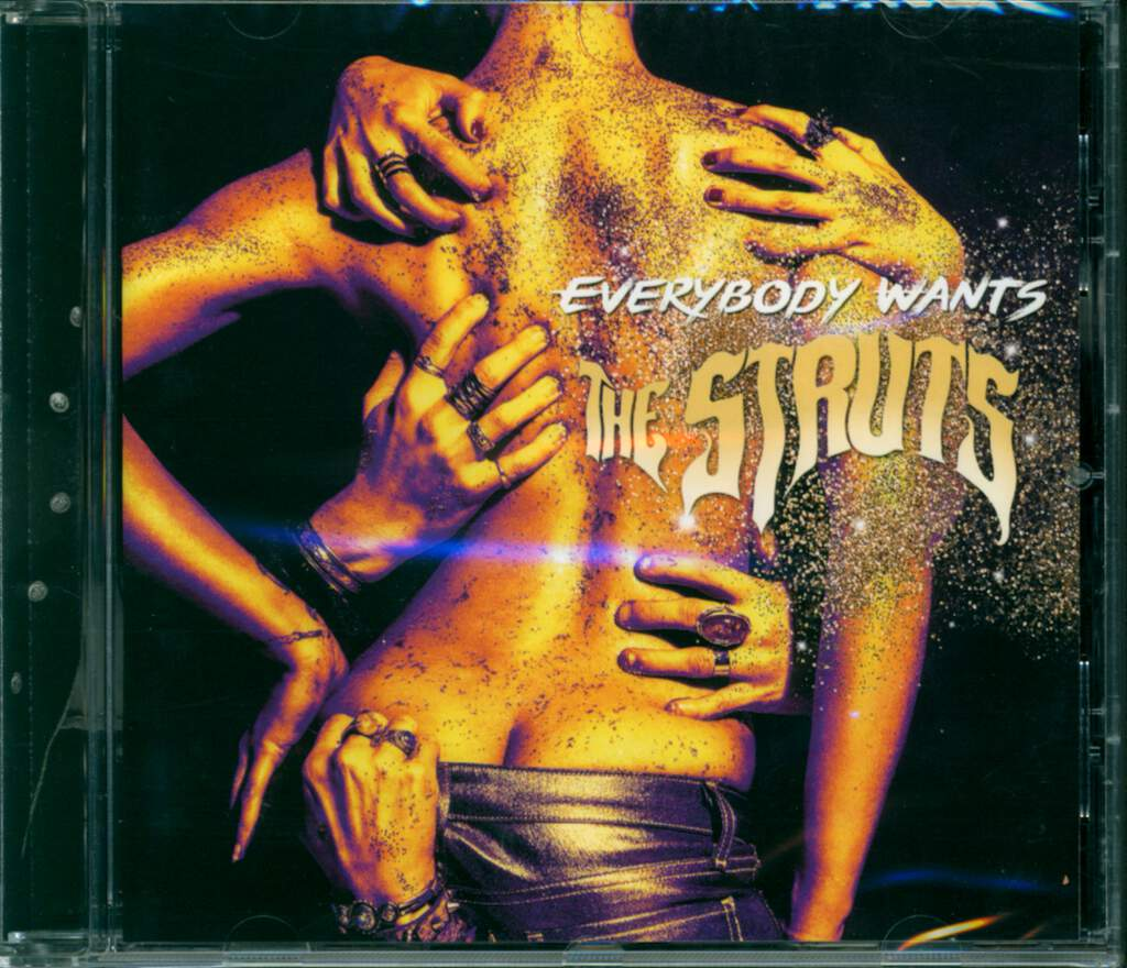 The Struts: Everybody Wants, CD