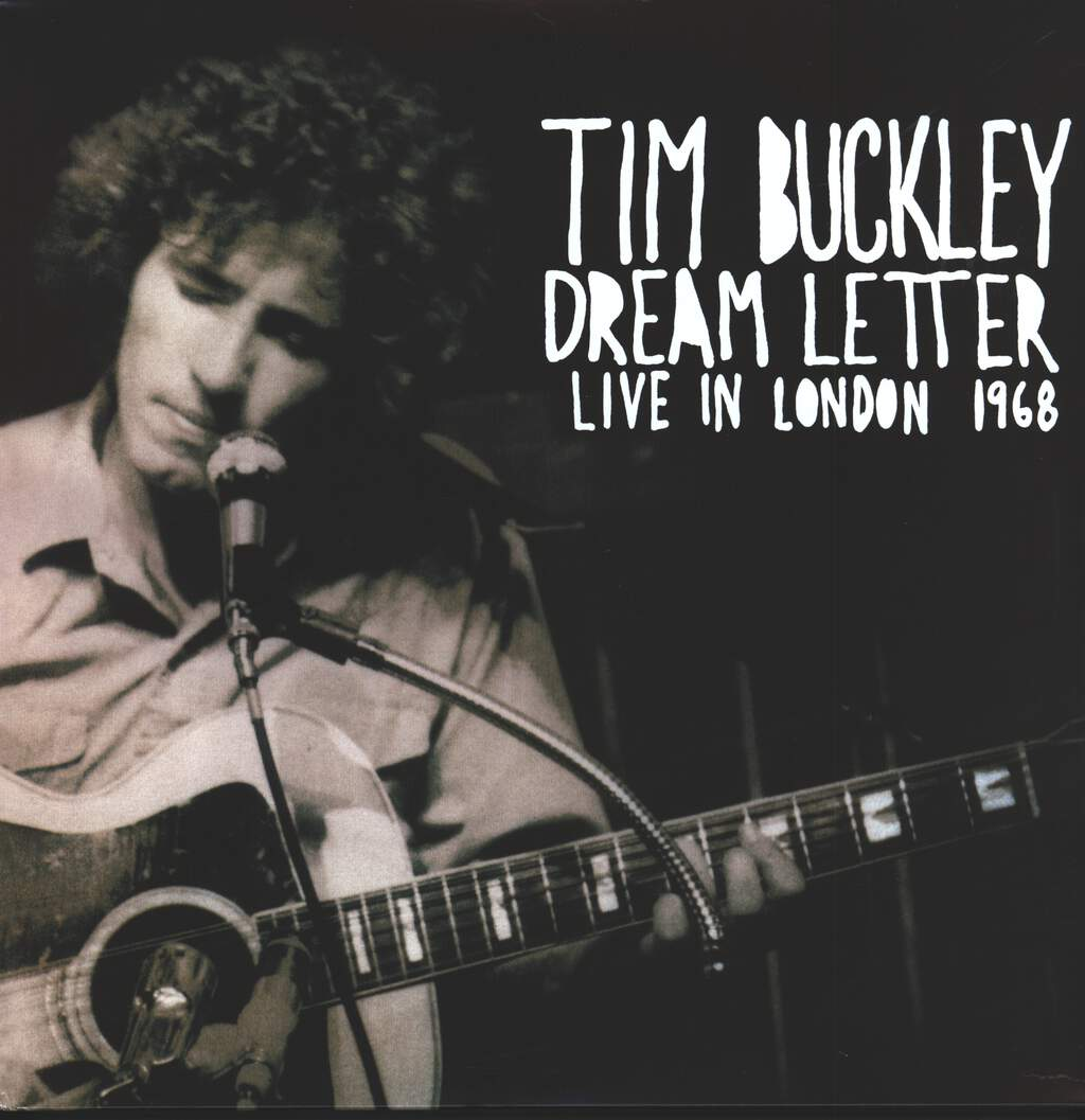 Tim Buckley: Dream Letter (Live In London 1968), 3×LP (Vinyl)