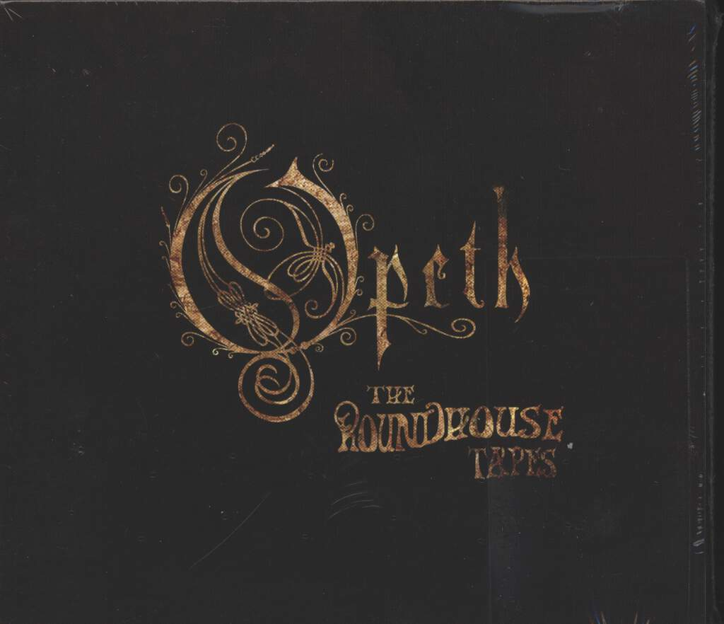 Opeth: The Roundhouse Tapes, 3×CD