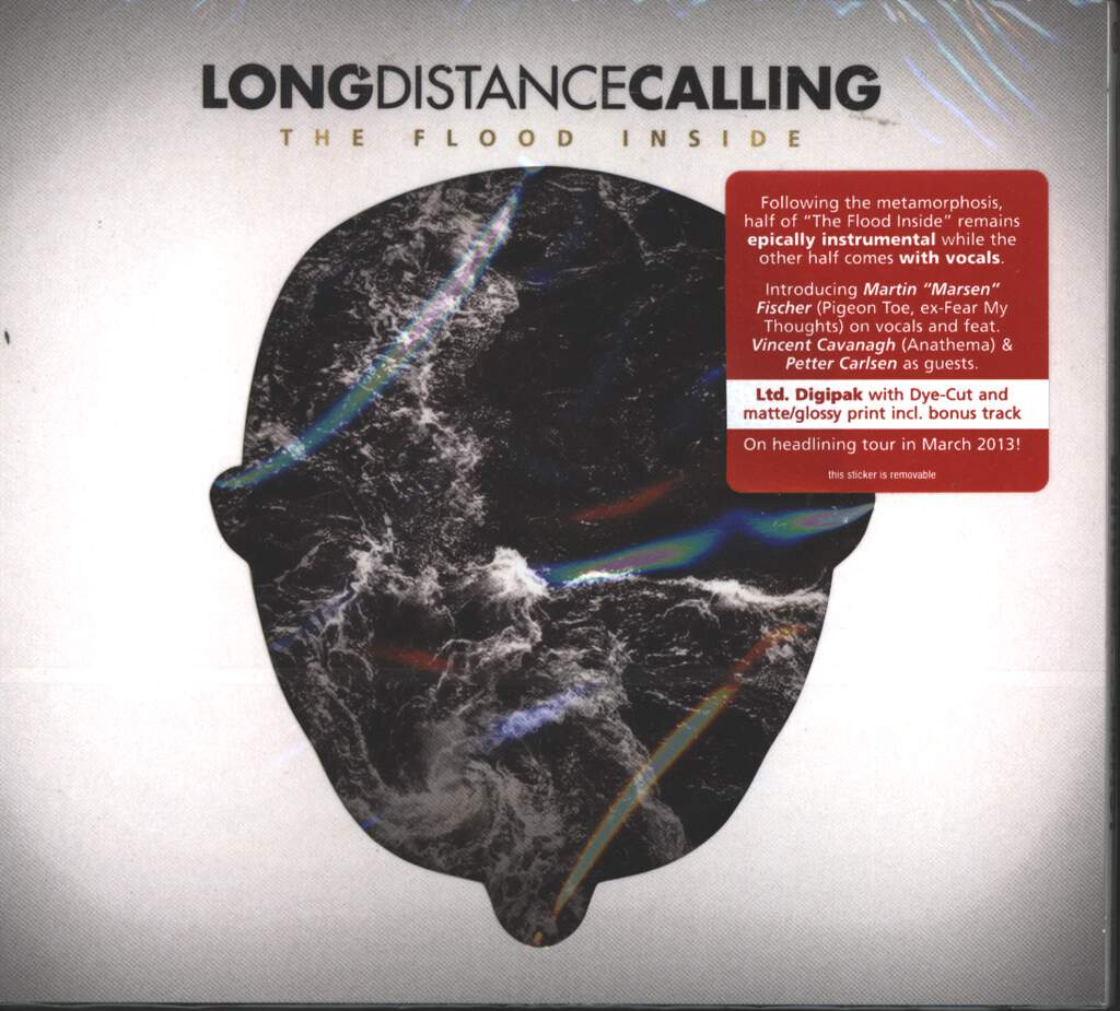 Long Distance Calling: The Flood Inside, CD