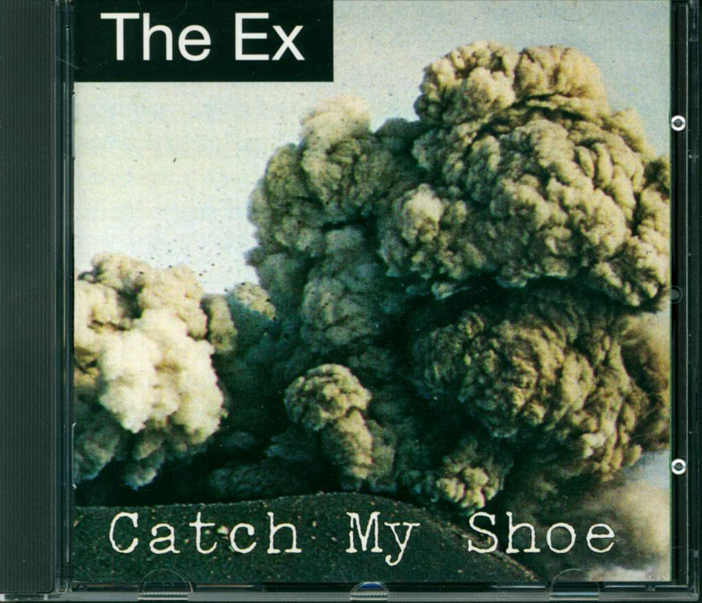 The Ex: Catch My Shoe, CD