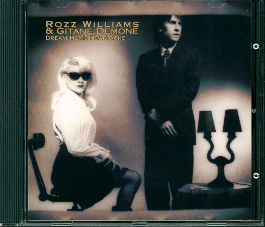 Rozz Williams: Dream Home Heartache, CD