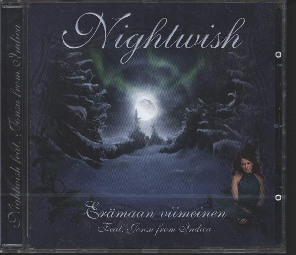 Nightwish: Erämaan Viimeinen, Mini CD