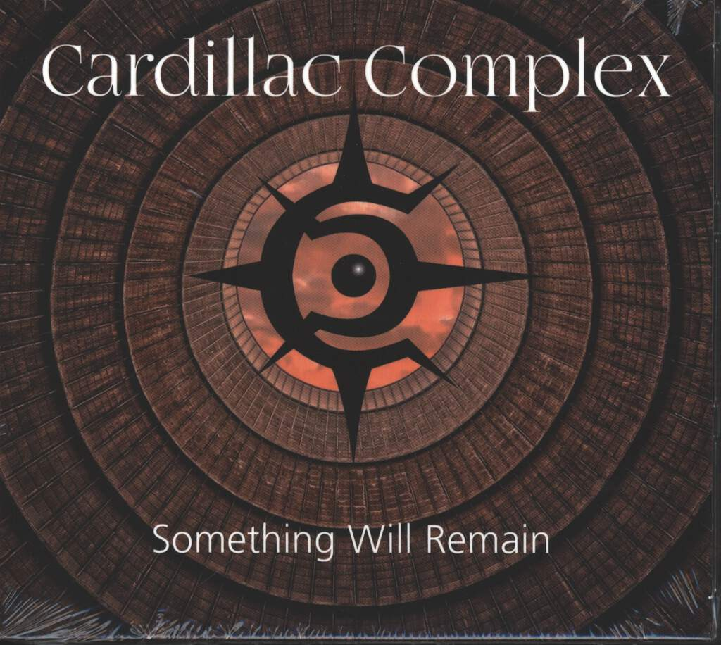 Cardillac Complex: Something Will Remain, CD