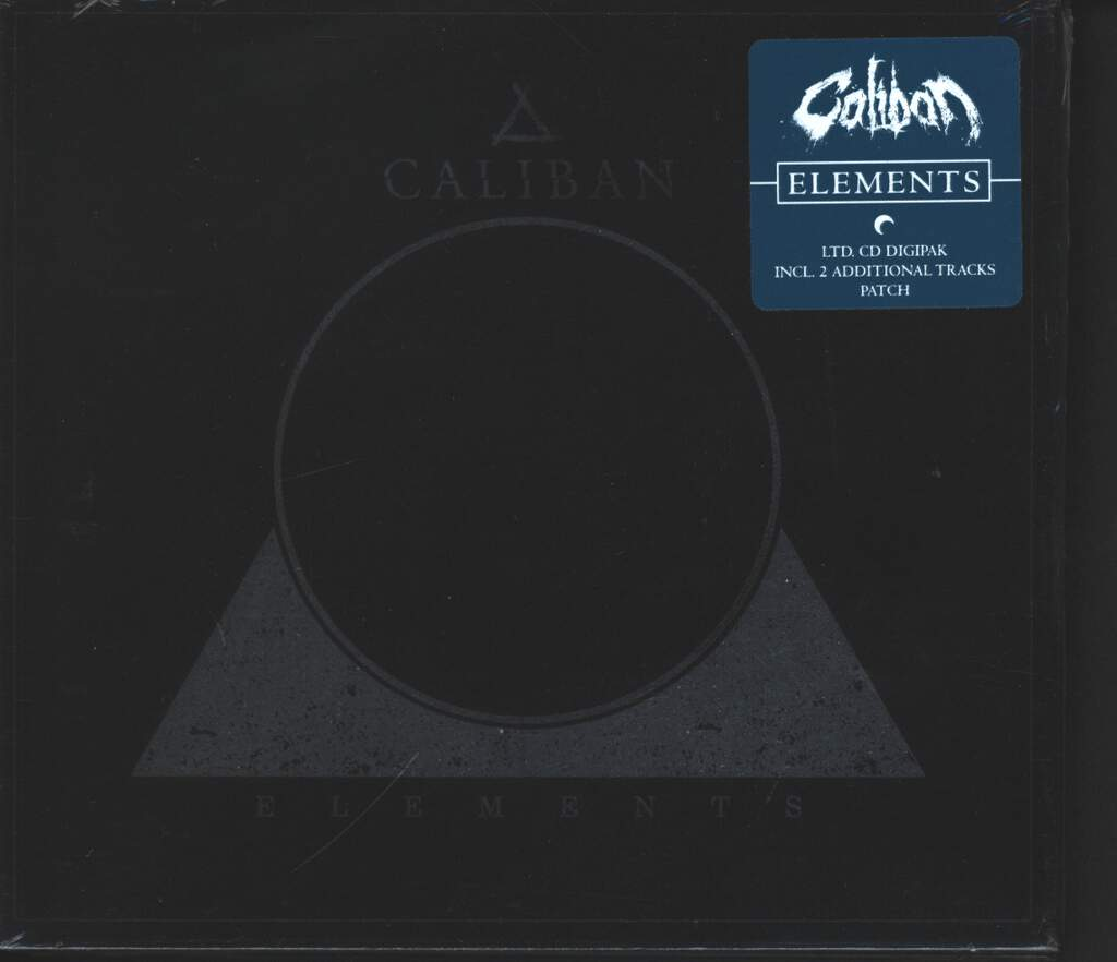 Caliban: Elements, CD