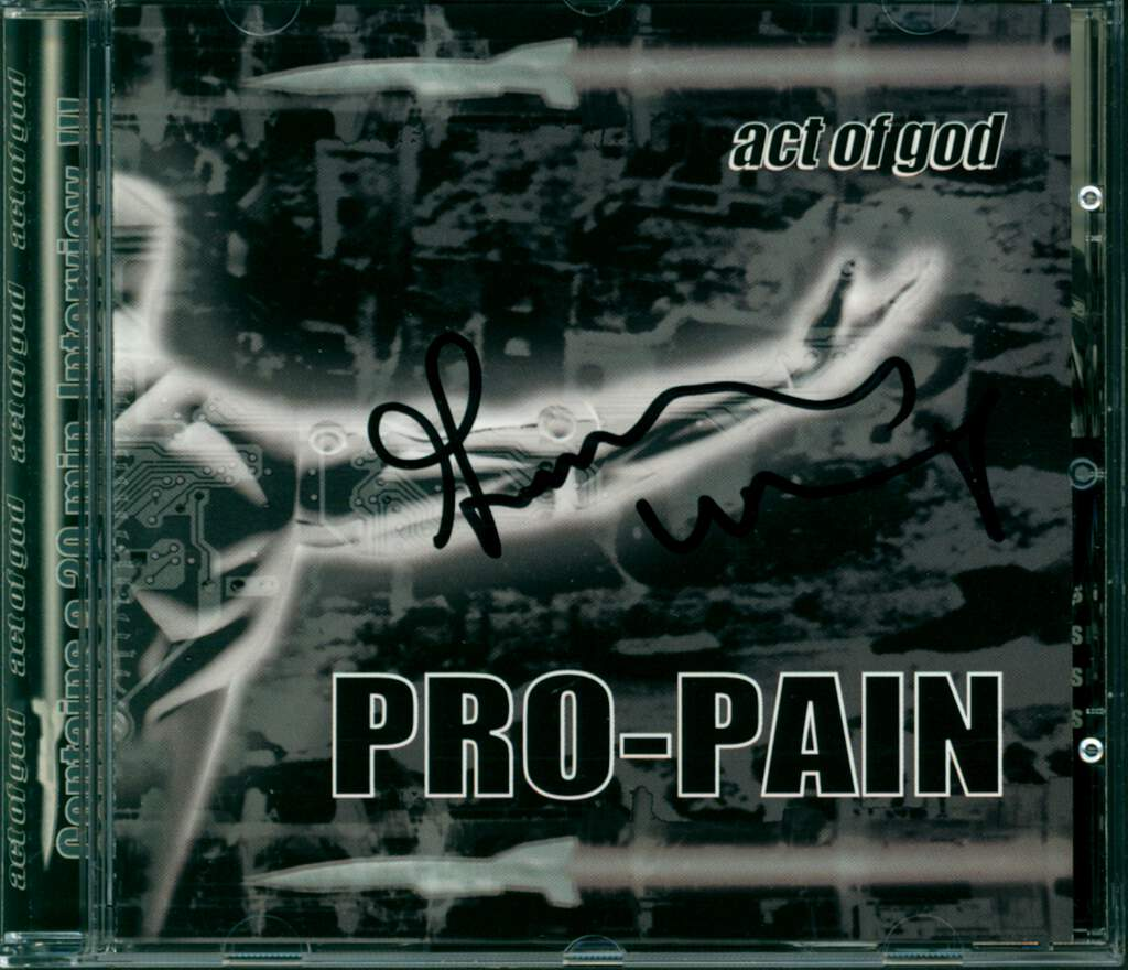Pro-Pain: Act Of God, CD
