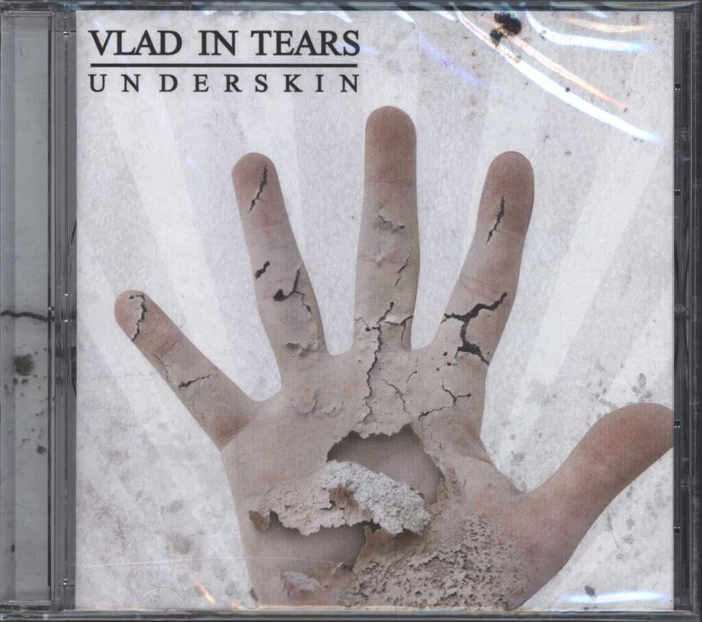 Vlad In Tears: Underskin, CD
