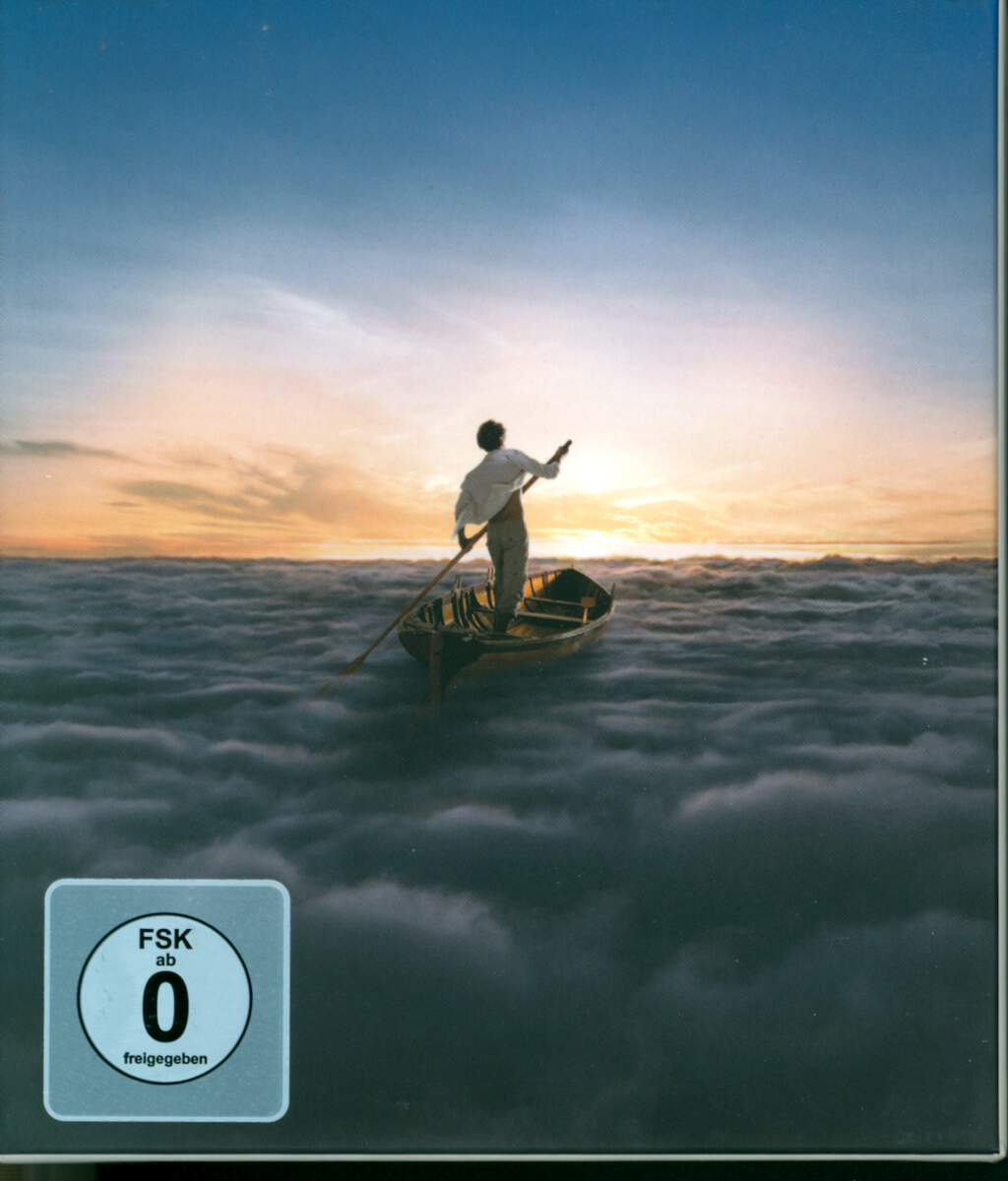 Pink Floyd: The Endless River, 2×CD