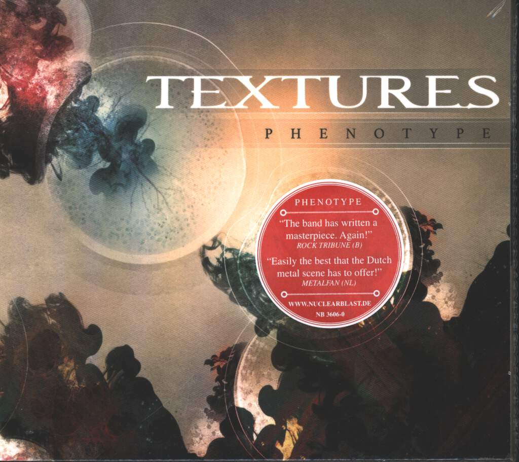 Textures: Phenotype, CD