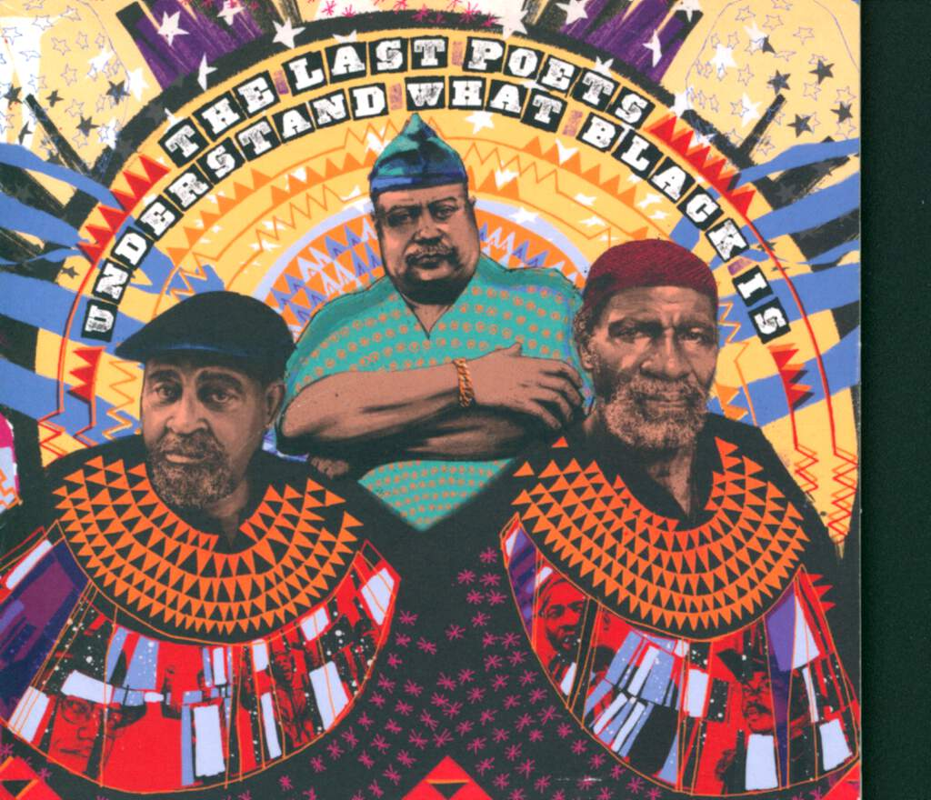 The Last Poets: Understand What Black Is, CD