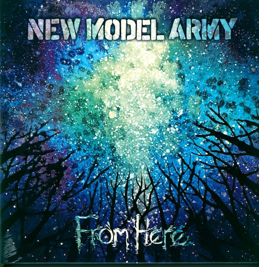 New Model Army: From Here, 2×LP (Vinyl)