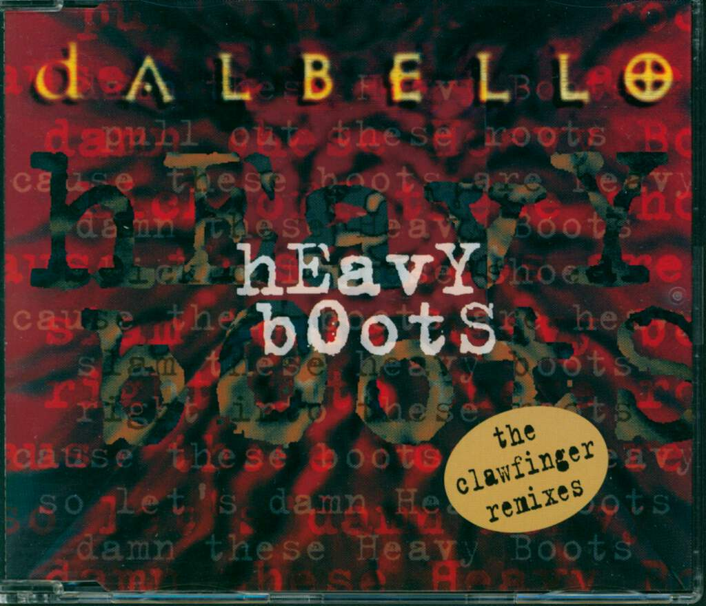 Dalbello: Heavy Boots, Mini CD