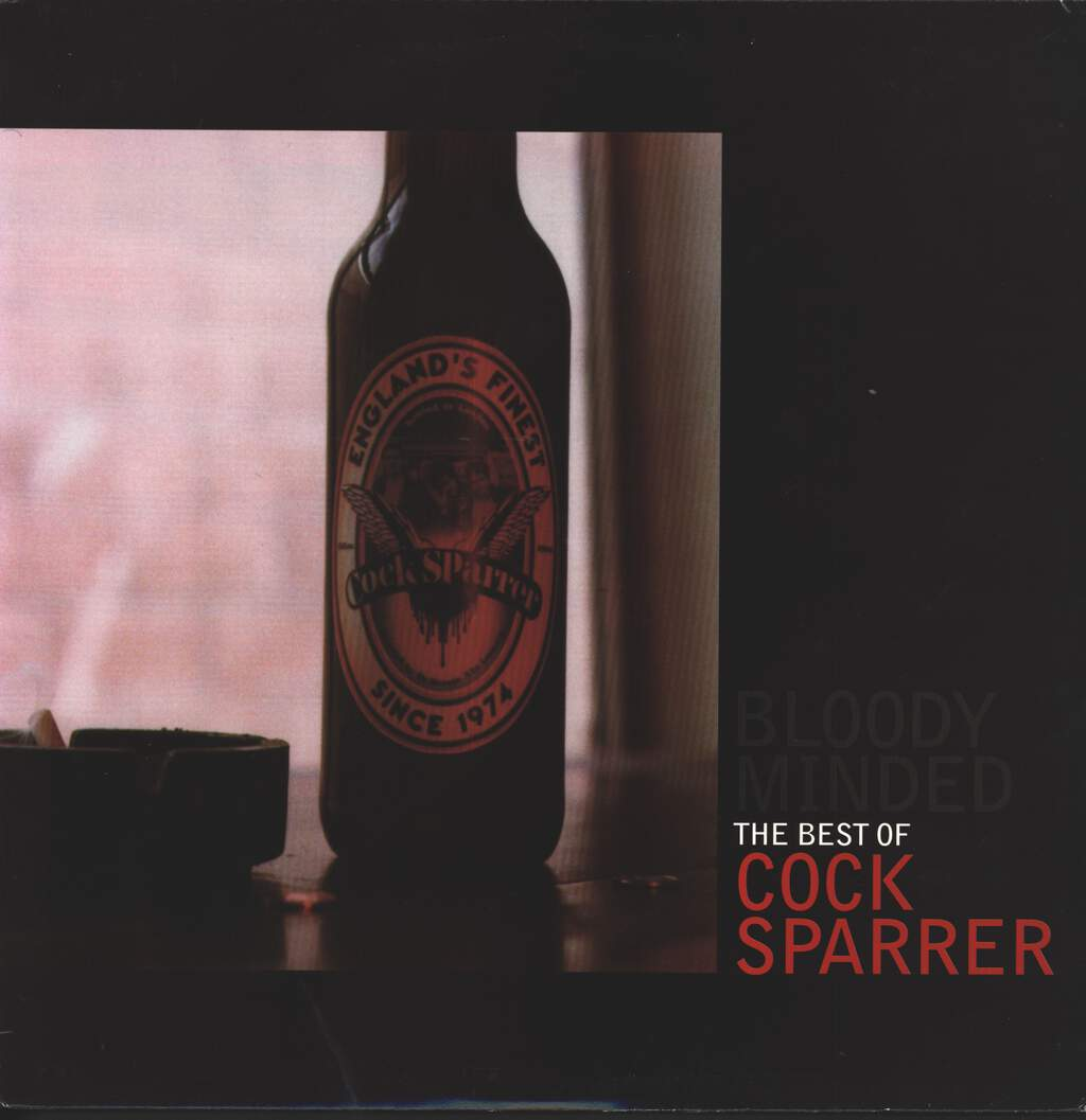 Cock Sparrer: Bloody Minded... The Best Of Cock Sparrer, LP (Vinyl)