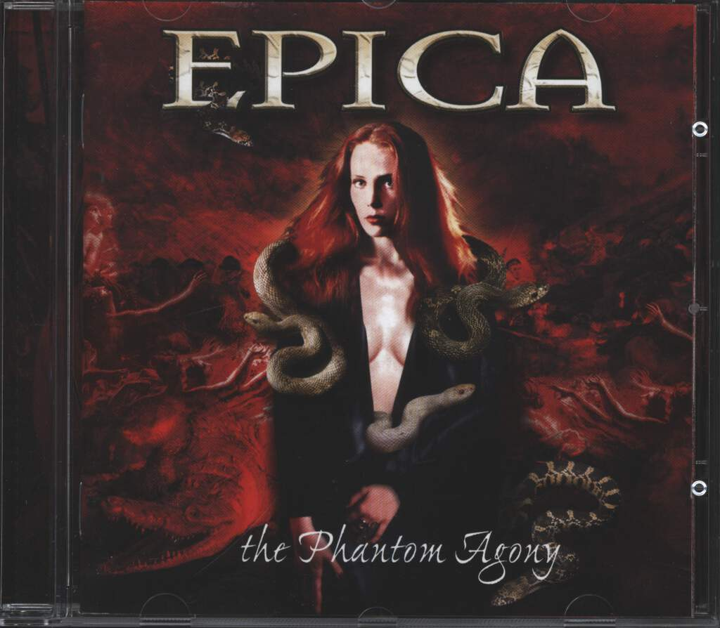 Epica: The Phantom Agony, CD