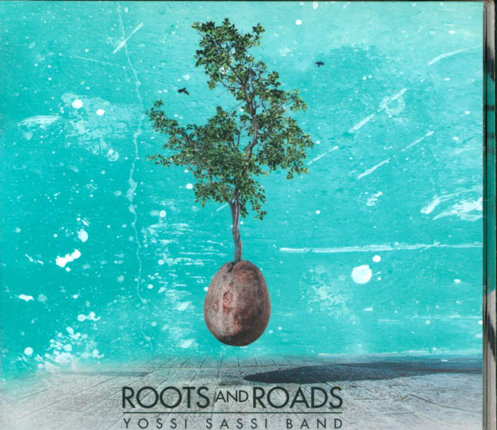Yossi Sassi Band: Roots And Roads, CD