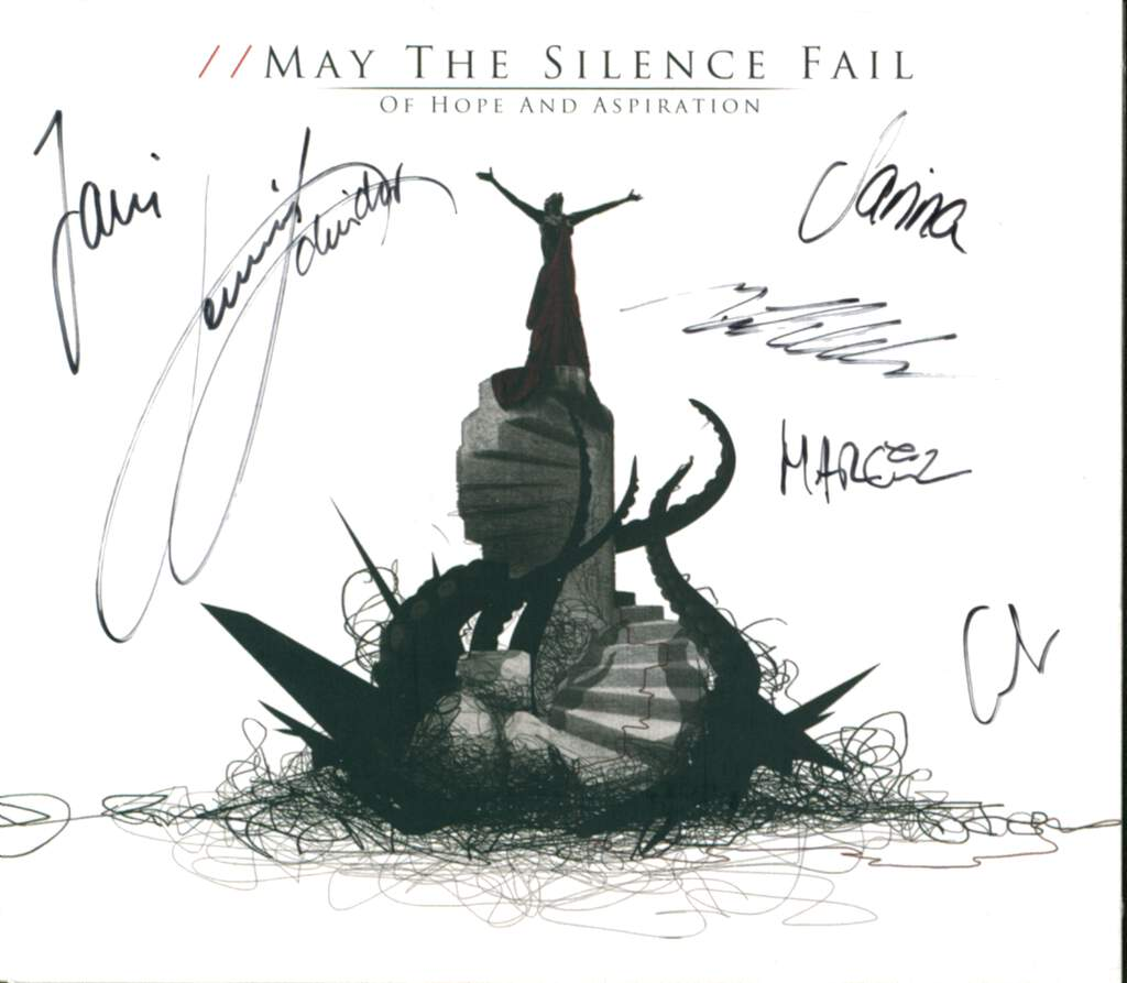 May The Silence Fail: Of Hope And Aspiration, CD