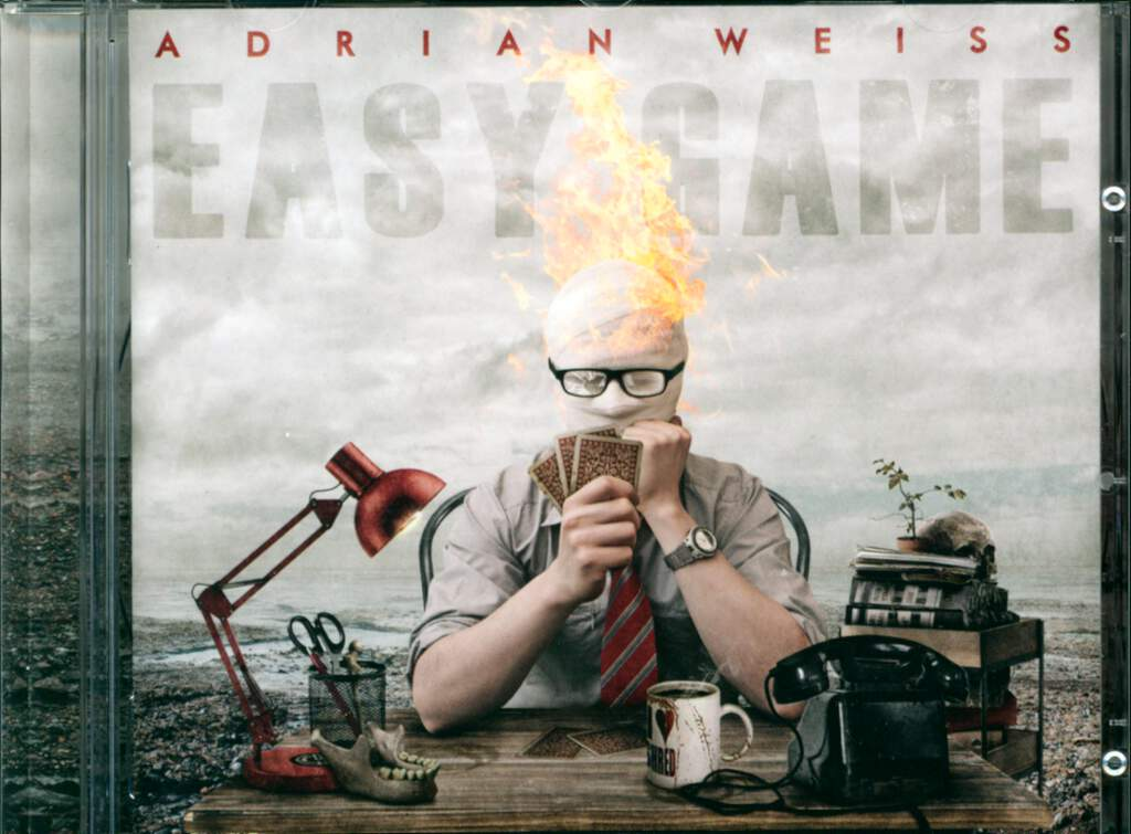 Adrian Weiss: Easy Game, CD