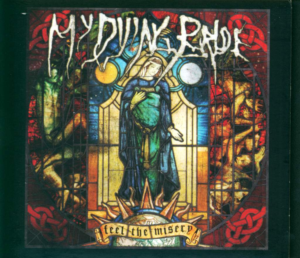 My Dying Bride: Feel The Misery, CD