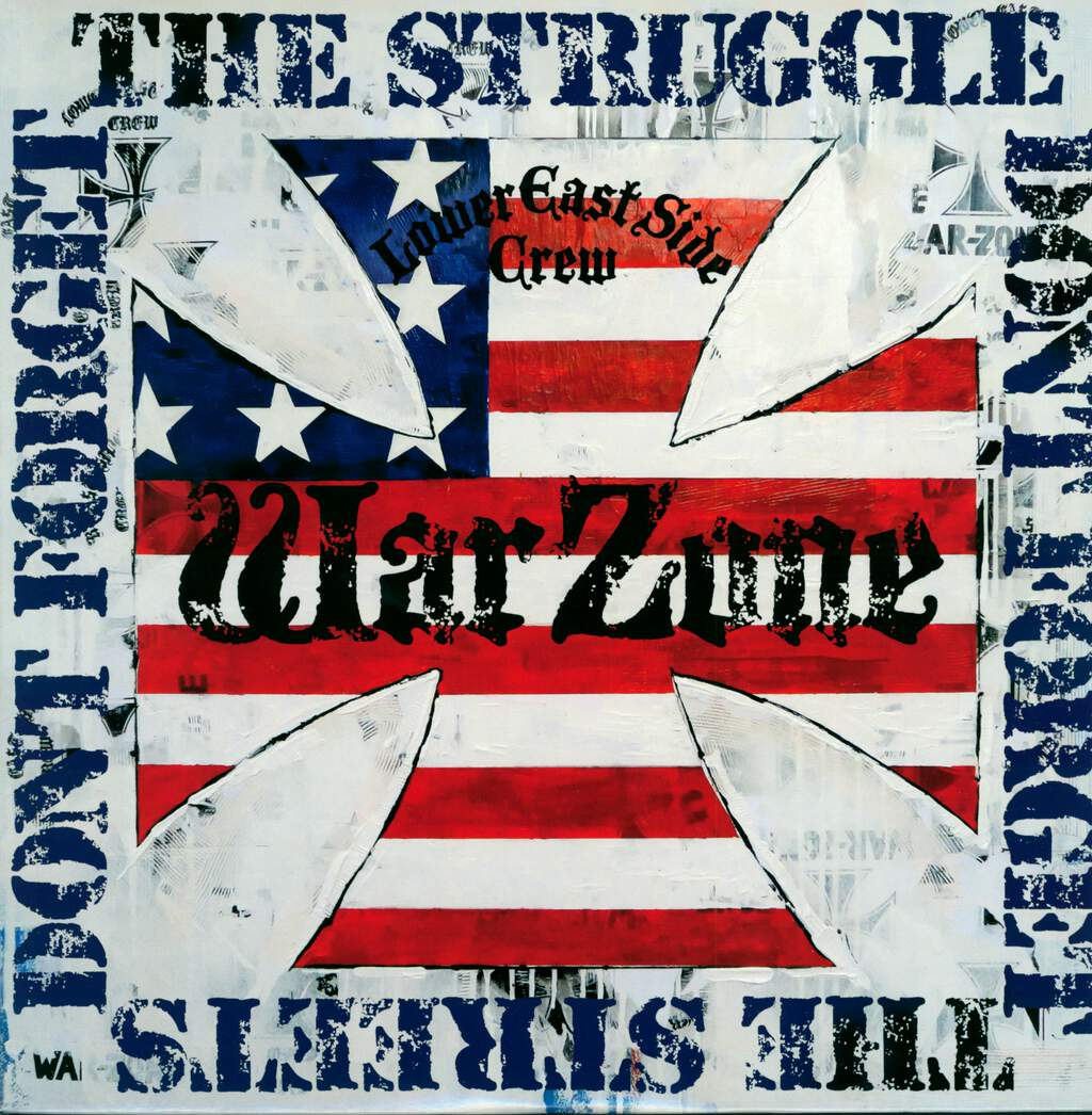 Warzone: Don't Forget The Struggle Don't Forget The Streets, LP (Vinyl)
