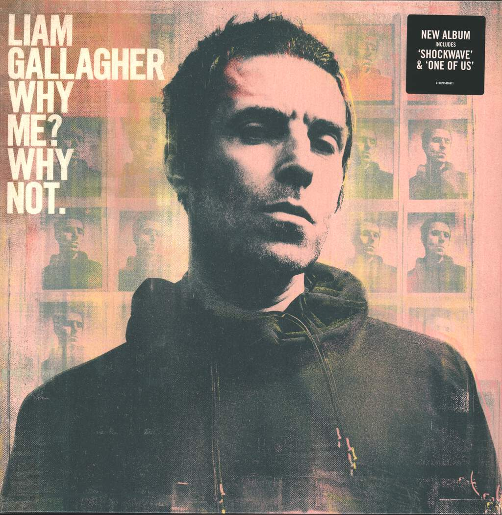 Liam Gallagher: Why Me? Why Not., LP (Vinyl)