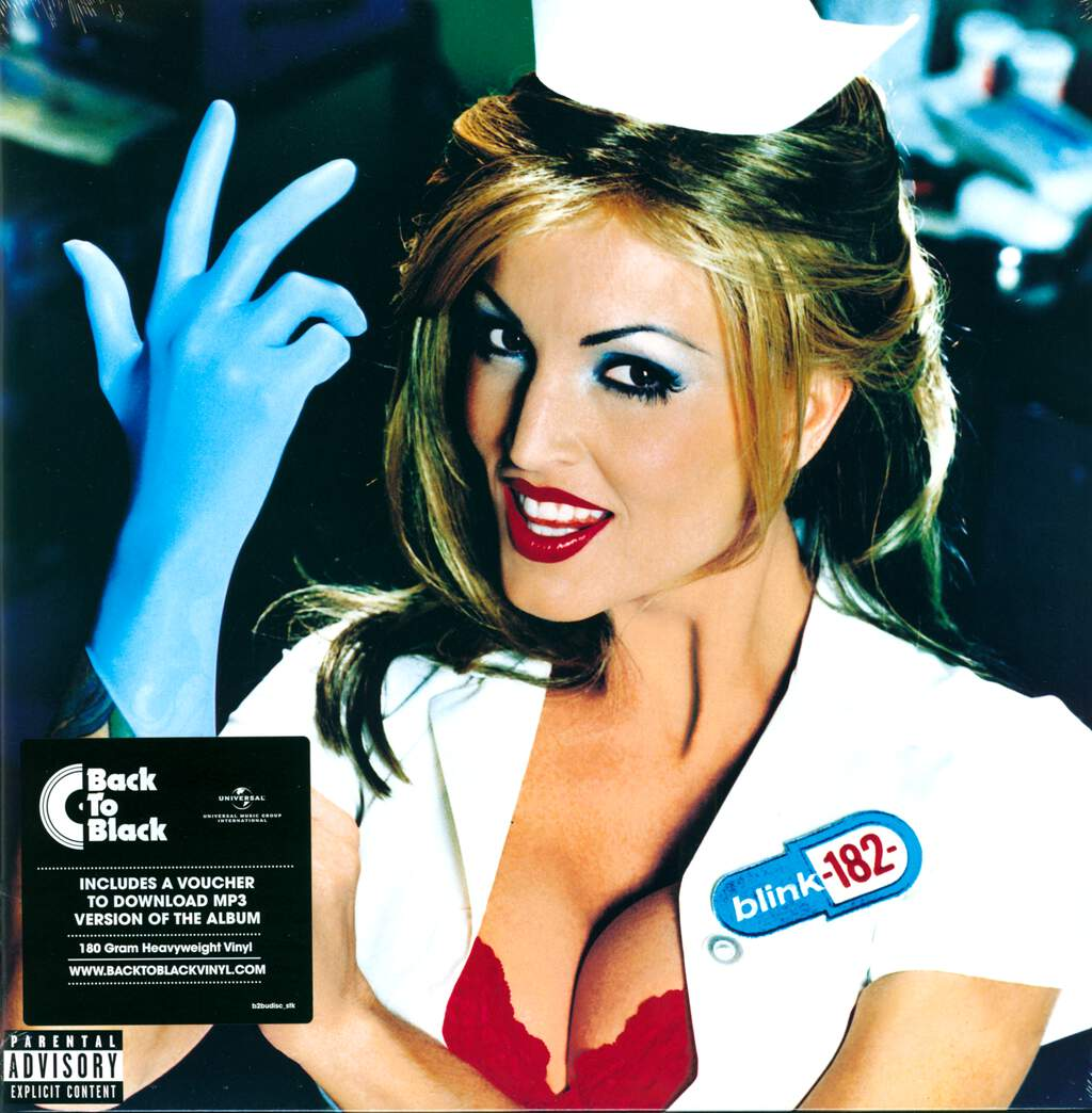 Blink 182: Enema Of The State, LP (Vinyl)