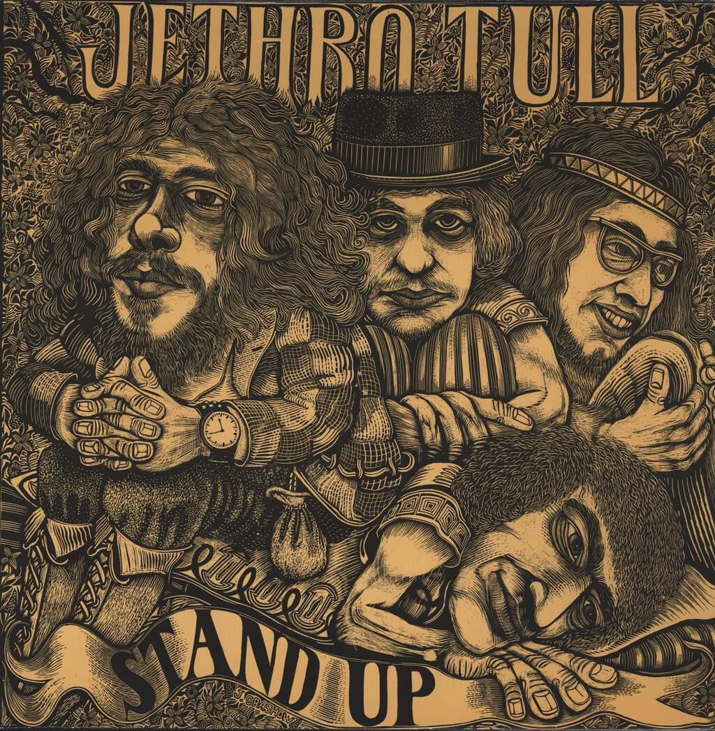 Jethro Tull: Stand Up, LP (Vinyl)