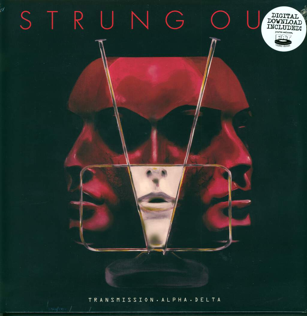Strung Out: Transmission.Alpha.Delta, LP (Vinyl)