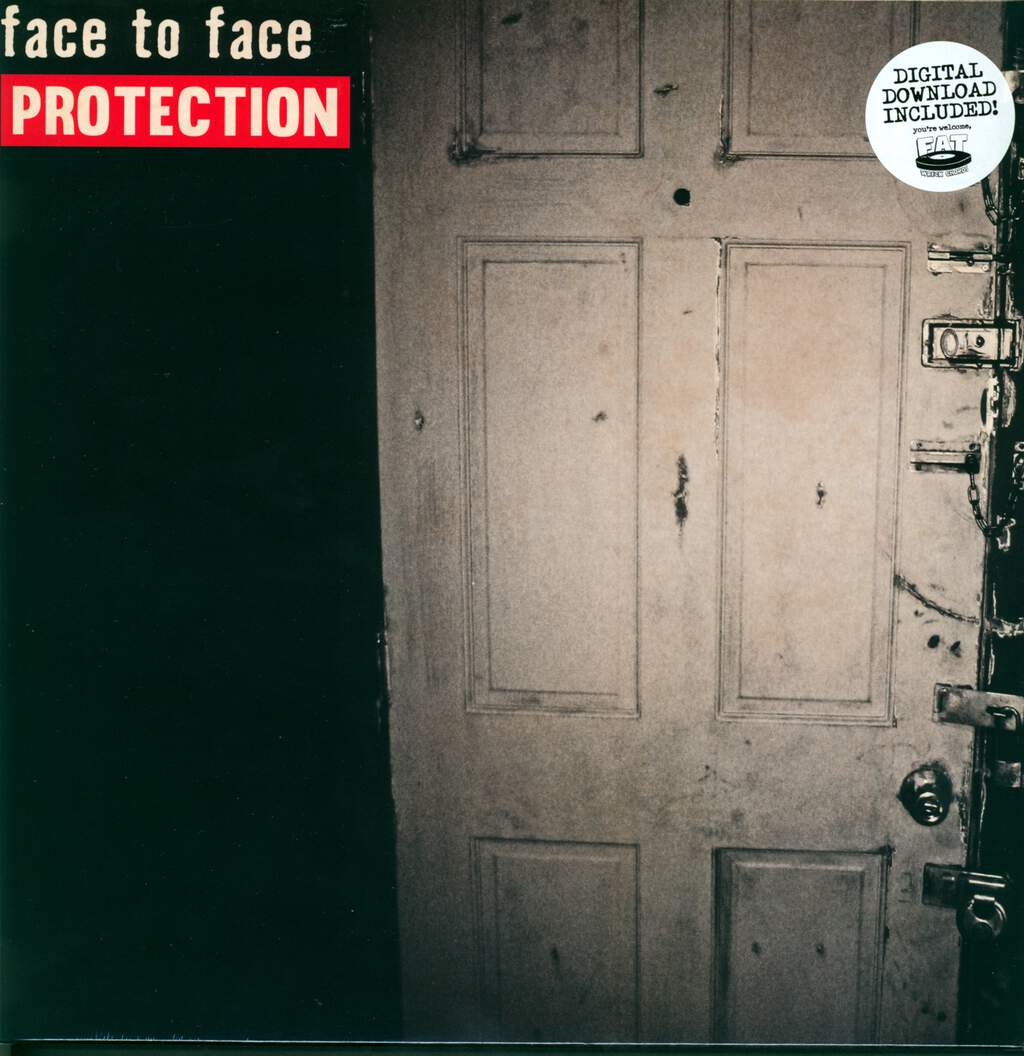 Face To Face: Protection, LP (Vinyl)