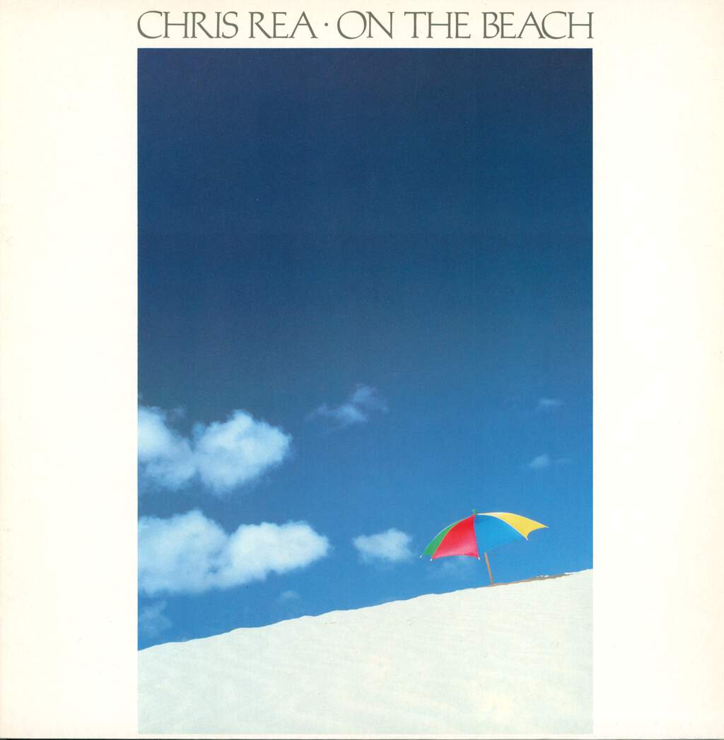 Chris Rea: On The Beach, LP (Vinyl)