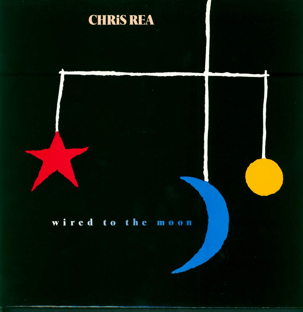 Chris Rea: Wired To The Moon, LP (Vinyl)