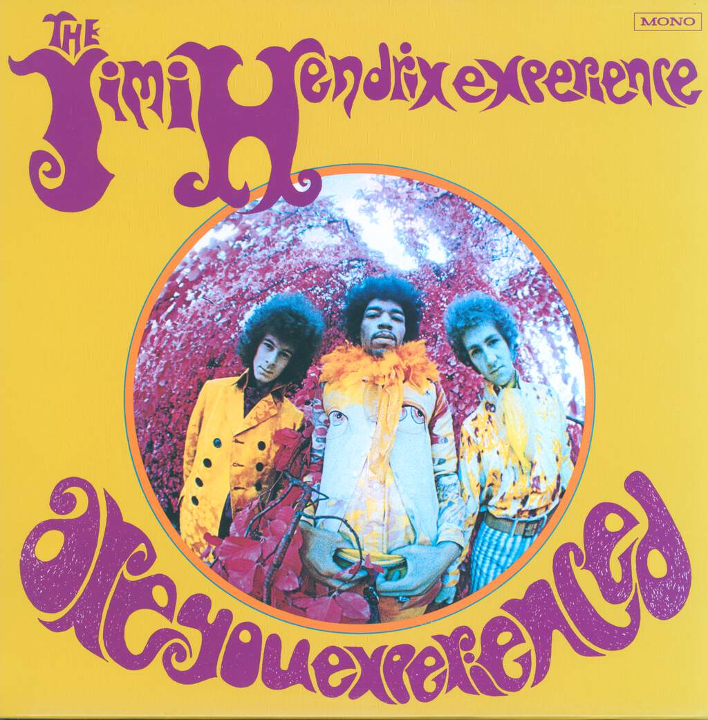 The Jimi Hendrix Experience: Are You Experienced, LP (Vinyl)