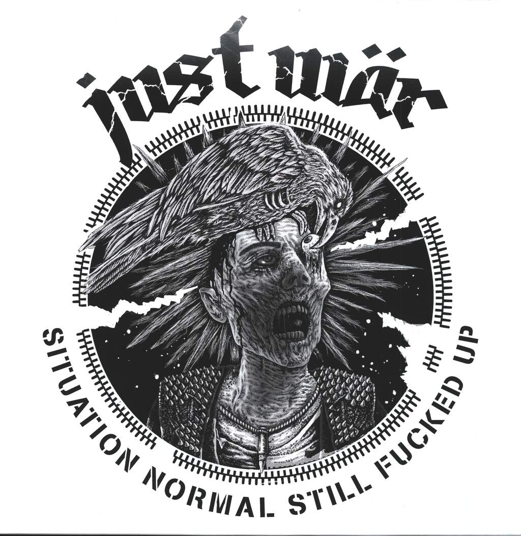Just War: Situation Normal Still Fucked Up, LP (Vinyl)