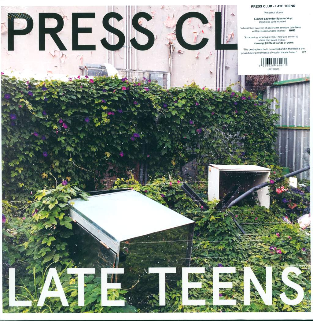 Press Club: Late Teens, LP (Vinyl)