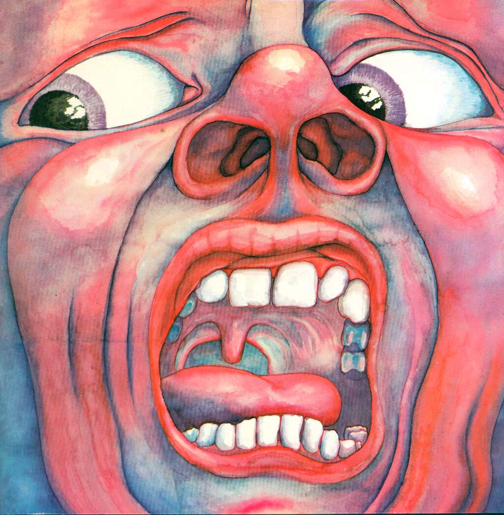 King Crimson: In The Court Of The Crimson King (An Observation By King Crimson), LP (Vinyl)