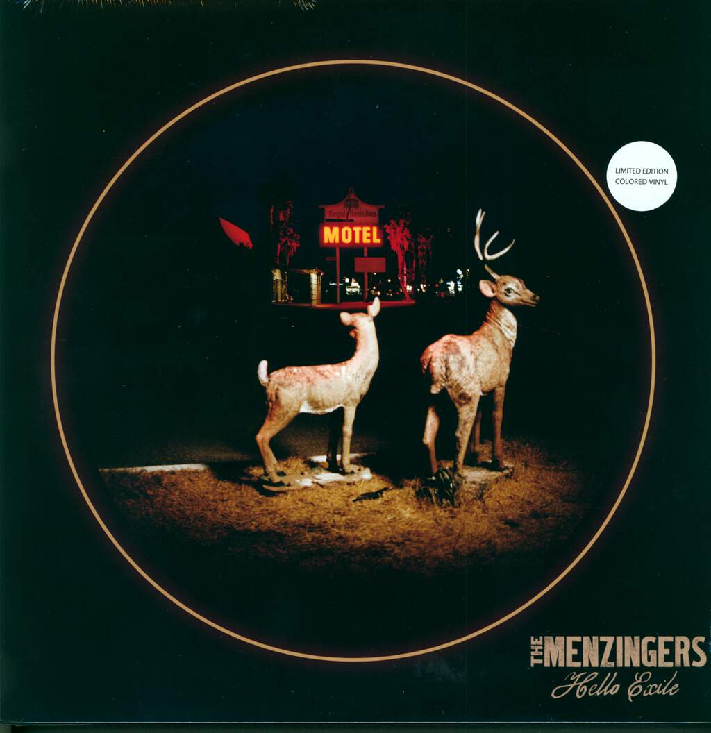 The Menzingers: Hello Exile, LP (Vinyl)