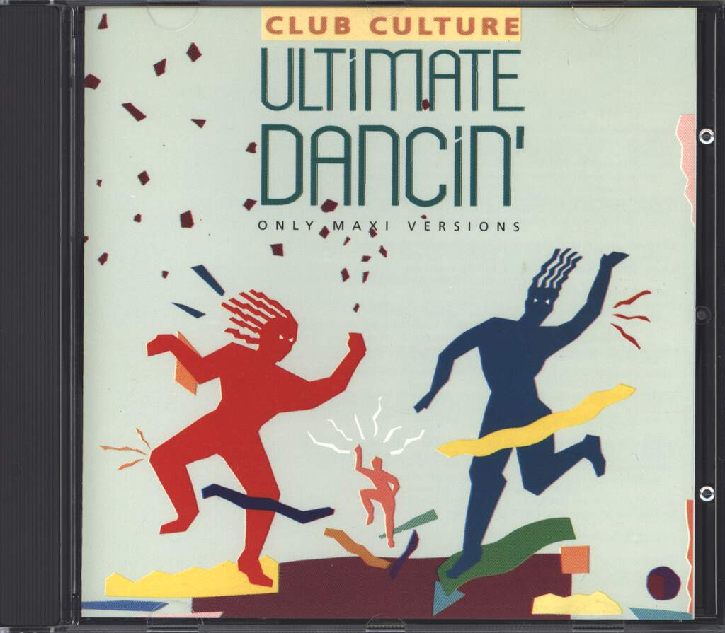Various: Club Culture - Ultimate Dancin', CD