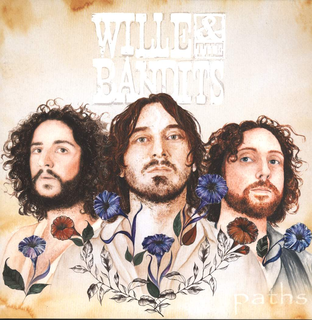 Wille and the Bandits: Paths, LP (Vinyl)