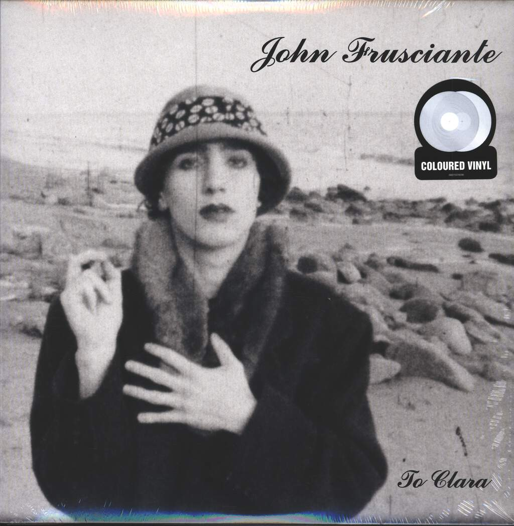 John Frusciante: Niandra LaDes And Usually Just A T-Shirt, 2×LP (Vinyl)