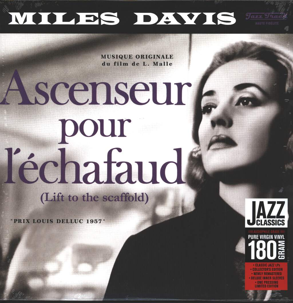 Miles Davis: Ascenseur Pour L'Échafaud (Lift To The Scaffold), LP (Vinyl)