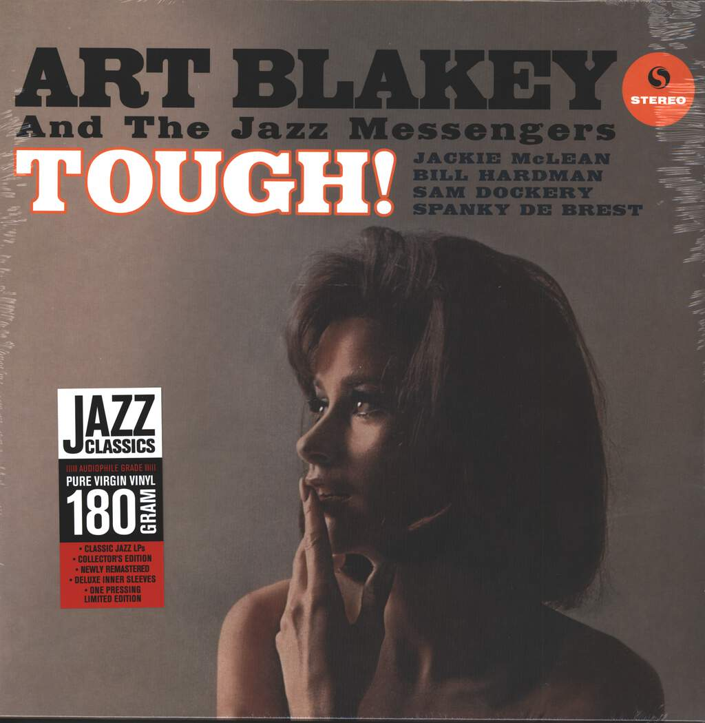 Art Blakey & The Jazz Messengers: Tough!, LP (Vinyl)