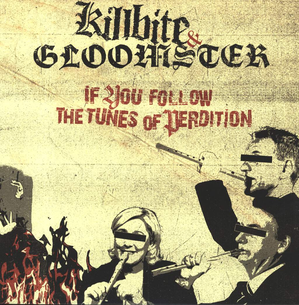 Killbite: If You Follow The Tunes Of Perdition, LP (Vinyl)